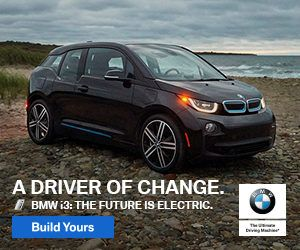BMW uses AI to target luxury vehicle shoppers who have shown an interest in their brand.