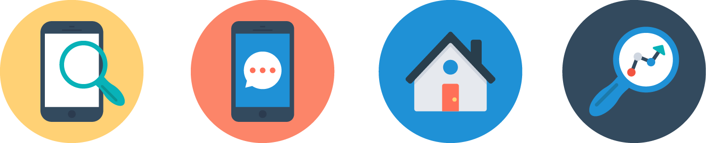 Home Services eBook icons